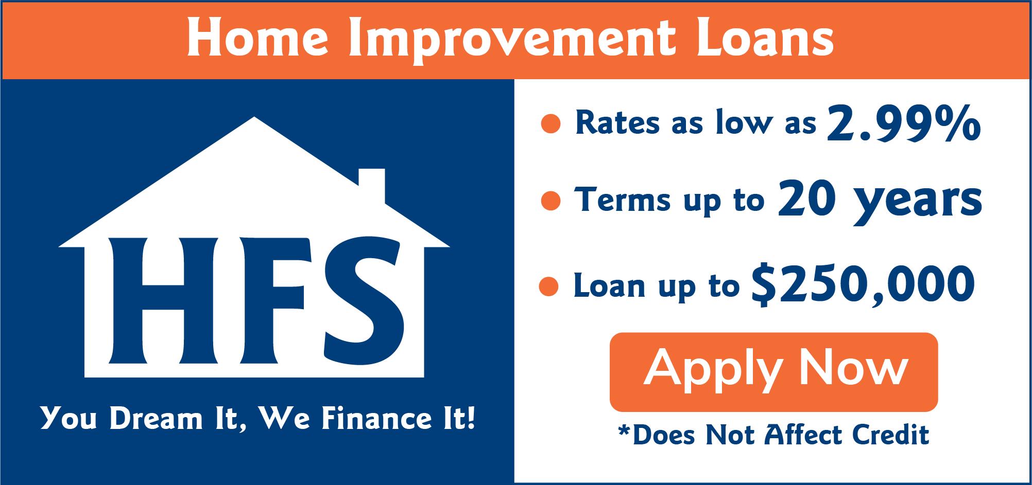 HFS Financing